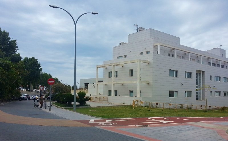 Motril Foreigners Office (Extranjeros) and Police Station Spain (2)