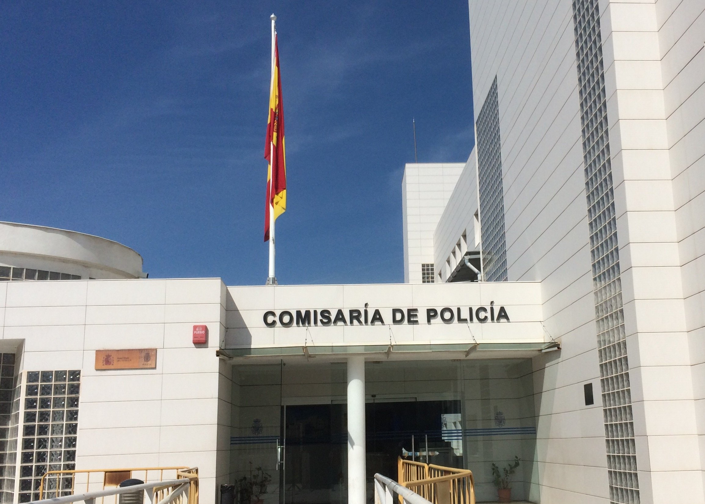 Foreigners Office (Extranjero) and Police Station Motril