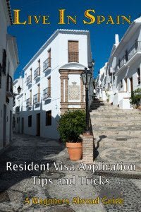 Live in Spain ebook