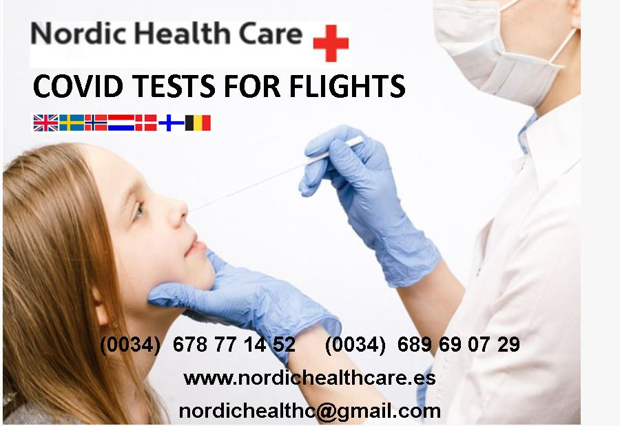 Nordic Health Care provides general and emergency medical doctors as well as specialists when needed. In case of emergency we have an ambulance service 24/7. Doctors in Almuñécar and La Herradura. All of your medical needs at the clinic or home visits are available. Also Coronavirus tests / certificates for travel or for corona symptoms. Read more on Almunecarinfo.com